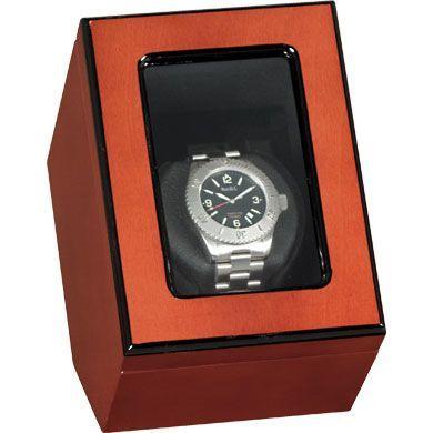 Кутия за самонавиващи се часовници Beco Technic Atlantic Programmable Single Watchwinder